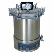 供应上海博迅自动手提式高压蒸汽灭菌器-兰州高压蒸汽灭菌器报价批发