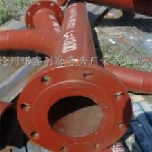 供应氧化铝陶瓷耐磨三通