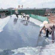 山东红色防水涂料图片
