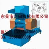 供应浙江加纤胶头大型胶件专业破碎机