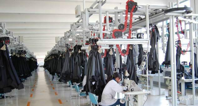 供应智能服装吊挂系统