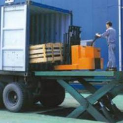 供應廣州固定式裝卸平台、