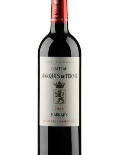 德达侯爵庄园红葡萄酒2010图片