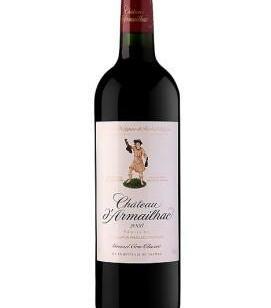 达玛雅克庄园红葡萄酒2012图片