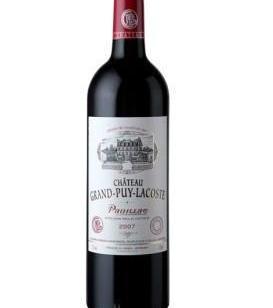 那歌斯庄园红葡萄酒2007图片