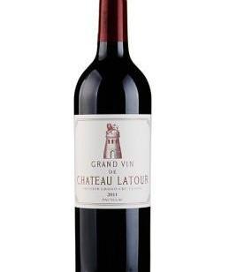 拉图城堡干红葡萄酒2011图片