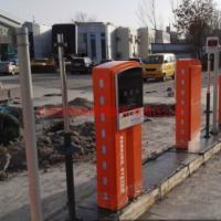 北京栏杆机挡车器遥控道闸安装批发
