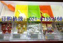 供应休闲食品盒食品格斗密胺盒休闲食品盒置物盒