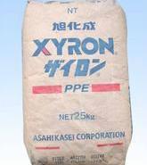 PPO黑色防火V0塑料PPO加纤阻燃V0图片