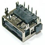 USB母头图片