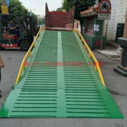 广州移動式登車桥可两轮移动供應廣州移動式登車橋可兩輪移動