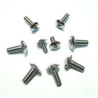 供应A2十字大扁头机螺钉材质:SUS304 (A2-70) 规格:M2-M8