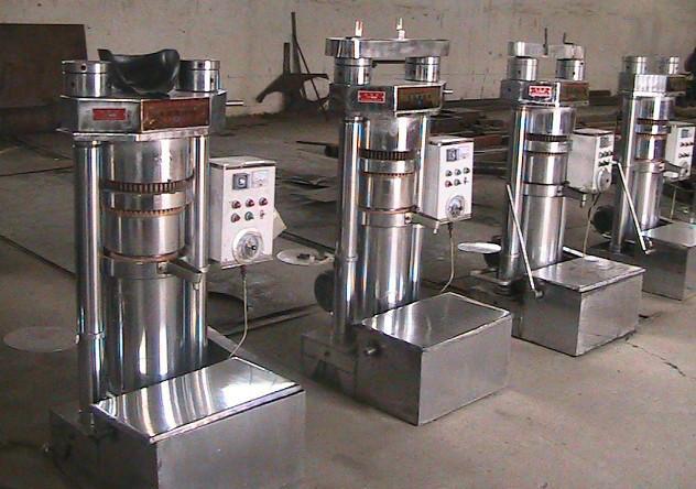 供应液压榨油机图片