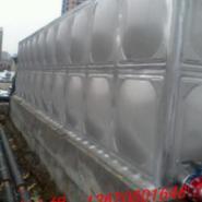 供应郑州不锈钢保温水箱厂家制作-消防水箱报价-工程方形水塔供货商