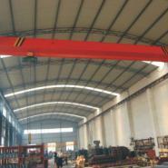LD型10吨电动单梁起重机行车图片