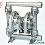 供应上海四氟气动隔膜泵厂  腐蚀剂专用上海四氟气动隔膜泵厂 超实惠