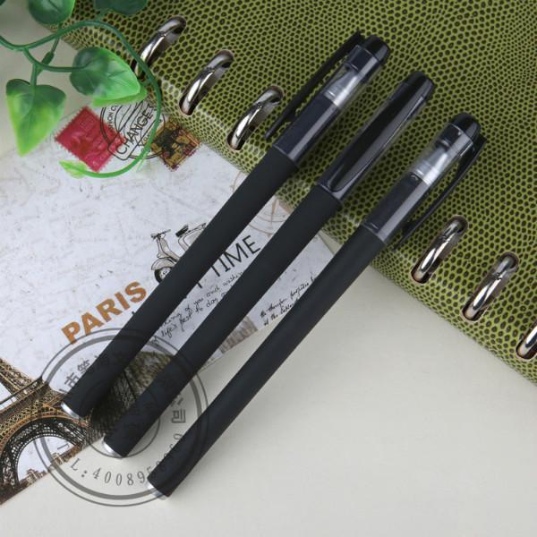供应新款中性笔碳素笔水笔广告笔礼品笔新款中性笔优质中性笔笔海文具