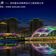 桥梁景观照明设计