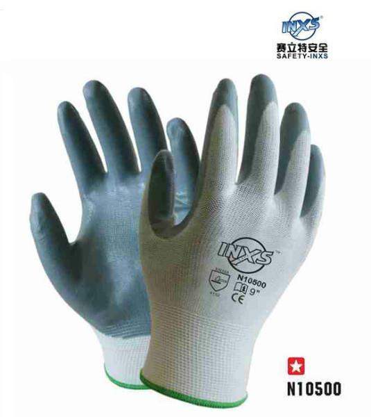 供应赛立特轻量型通用防护手套N10500