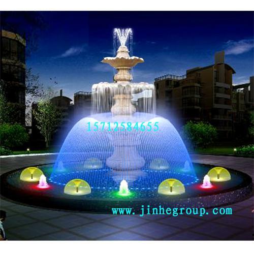 供应北京天朗恒通喷泉景观泵安装维修图片