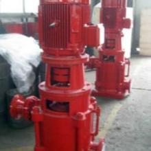 供应XBD-DLL立式多级消防泵组380V交流电机多级消防泵性能参数表报价图片