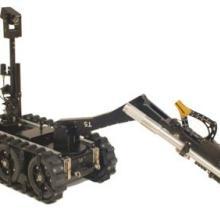 供应T5单臂排爆机器人
