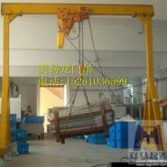 直销3吨5吨10吨门式起重机图片