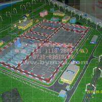 供应污水处理厂模型