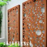 供应上海用于外墙装饰钢板 幕墙钢板 雕塑钢板的找锈而不烂颜色均匀装饰用锈蚀钢