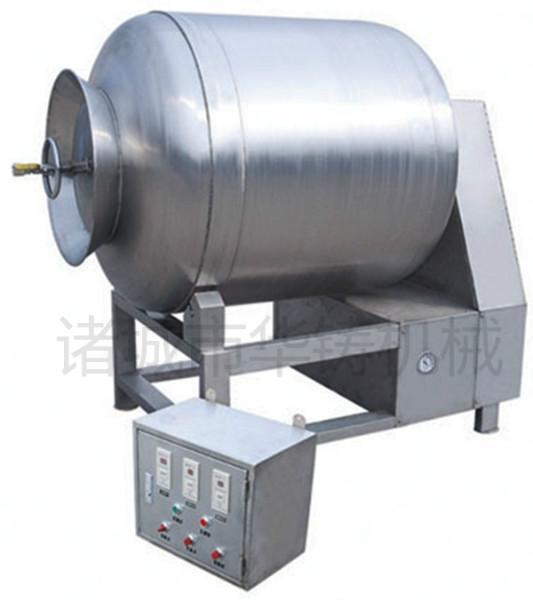 供应全不锈钢真空变频滚揉机/烤鸭生产设备/扒鸡生产设备/诸城食品机械
