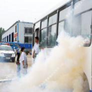 建筑工程验收矿区用检漏探伤烟雾机图片