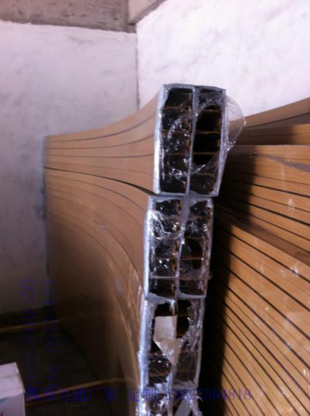 南通铝方通定制|1.0型材铝通|墙面装饰铝方通批发