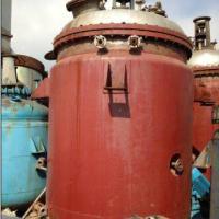 供应二手10吨反应釜设备,二手反应釜厂家直销反应釜回收