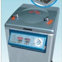 供应三申立式电热蒸汽灭菌器YM50FG