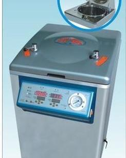 三申电热蒸汽灭菌器YM50FN图片