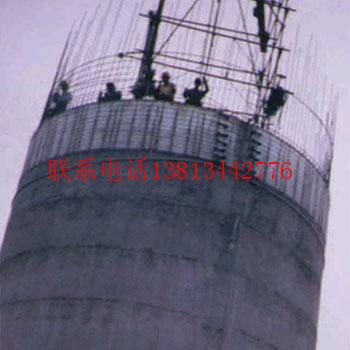 供应无锡烟囱新建,砖烟囱新建报价,烟囱新建施工时预埋件的安装