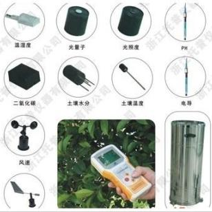 浙江托普TNHY-7手持农业气象监测仪图片