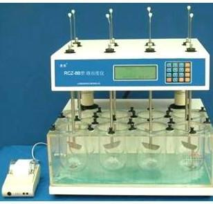 黄海药检智能药物溶出度仪RCZ-8B图片