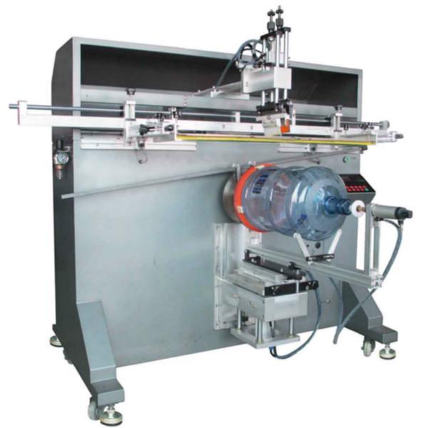 供应河北矿泉水桶印刷机生产厂家