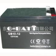 12V10AH冠臻G-BATT铅酸蓄电池图片
