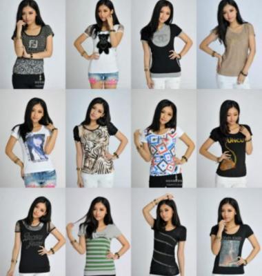 品牌女装图片/品牌女装样板图 (3)