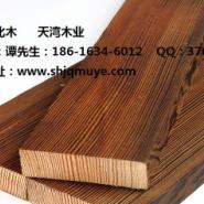 表面炭化木今年价格图片