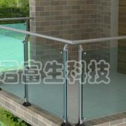 玻璃阳台护栏围栏栅栏网片铁艺门图片