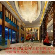 深圳高档酒店装修公司图片