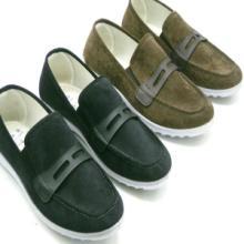 供应老北京布鞋平底鞋男鞋套脚一脚蹬图片
