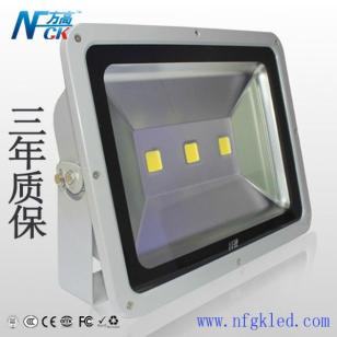 LED投光灯新款广告灯150W泛光灯图片