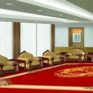 广西合浦酒店工程地毯图片