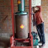 供应山东招远小型流动性挤油机操作简单,胡麻棉籽榨油机厂家销售价格