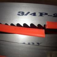 供应徐州45号圆钢带锯条批发价格,锯床锯条首选克罗德锯业,性价比超高,可持续锯切达90小时以上