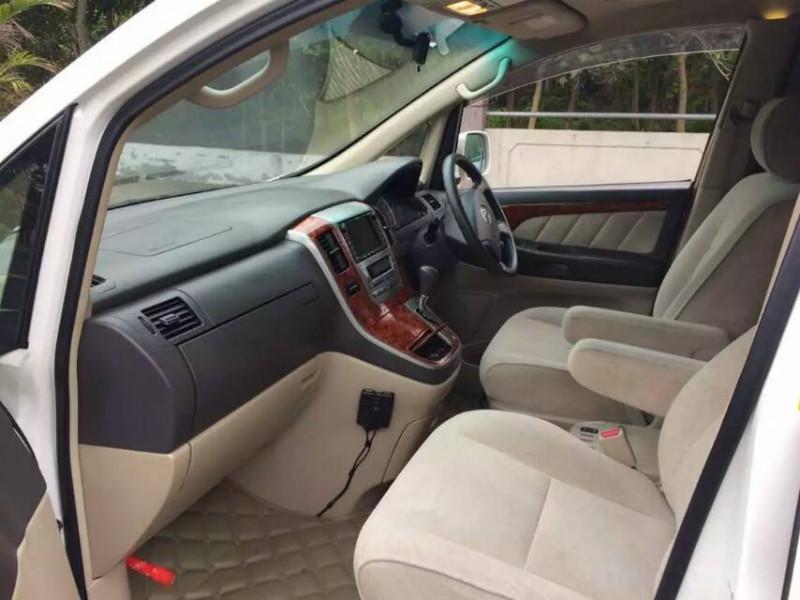 供应丰田阿尔法,06年阿尔法3.0VVTI,阿尔法二手车价格图片,商高清图片